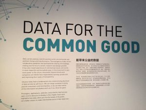 Data For The Common Good (c) Dorothea Kriele